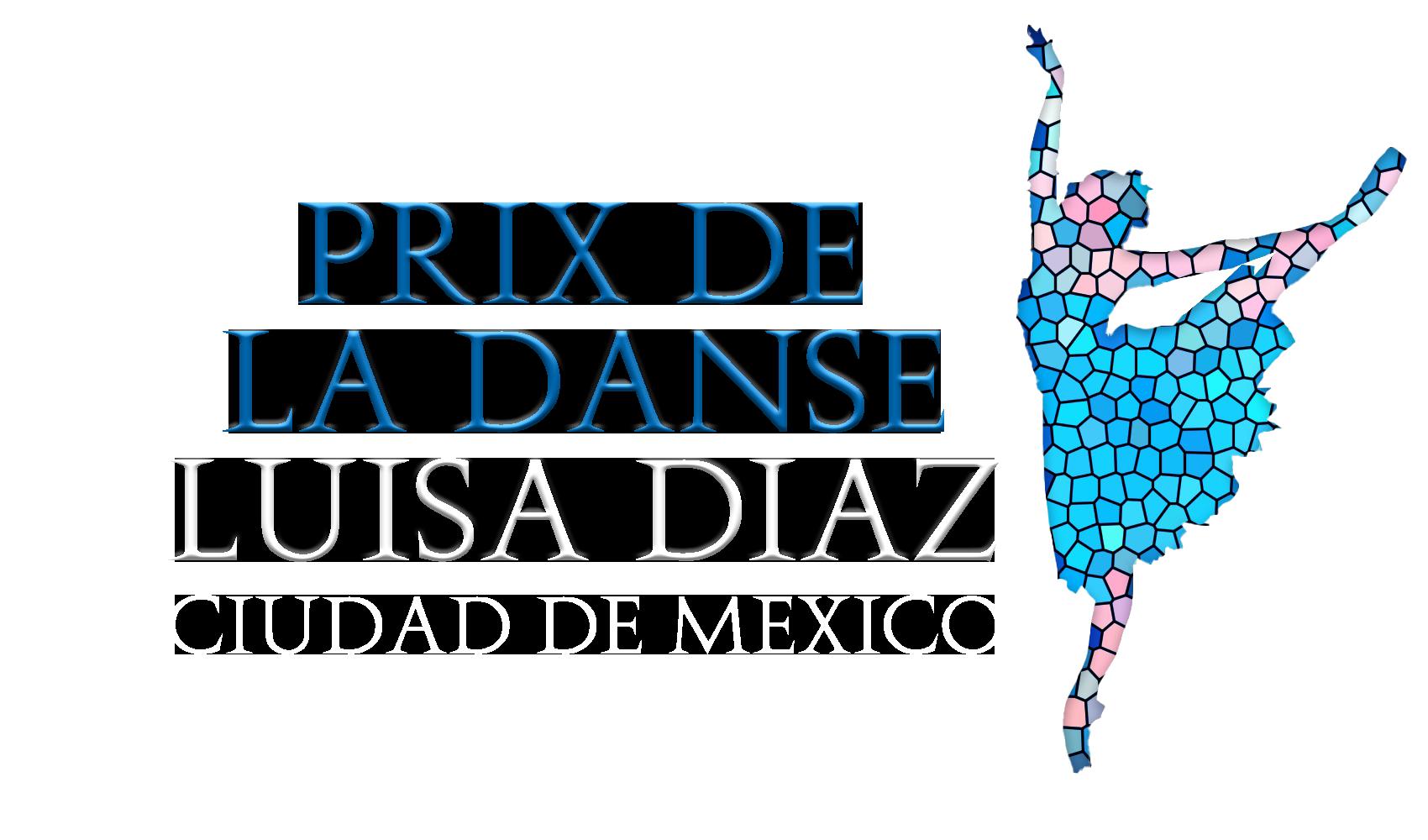 Prix de la Danse Luisa Diaz Ciudad de Mexico